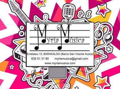 Escuela de música Bilbao y Barakaldo