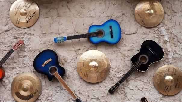 Clase de ukelele en Barakaldo