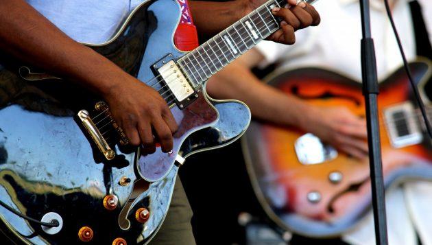 Clases de guitarra en Barakaldo