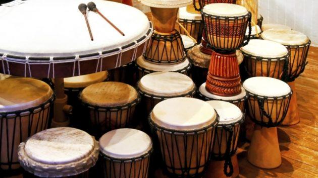 percusión africana en Barakaldo